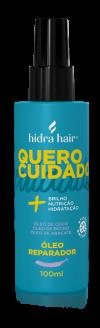 Óleo Reparador Quero Cuidado Hidra Hair 100 ml