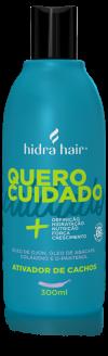 Ativador de Cachos Quero Cuidado Hidra Hair 300 ml